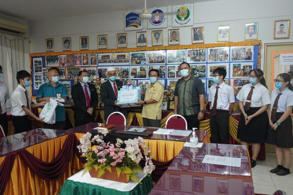 Program CSR Sarawak Skills 2020