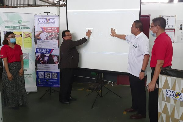 Launching of Oxy-Fuel Gas Welding Training