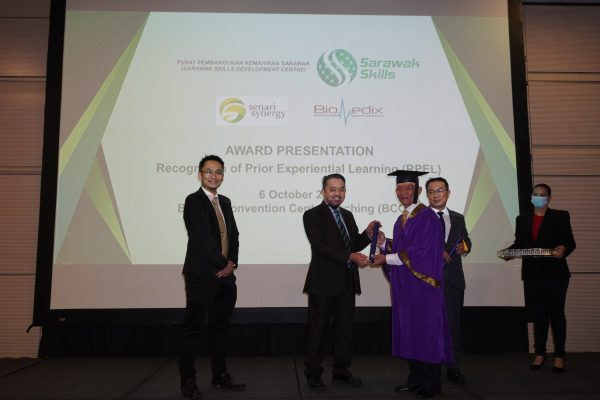 Stakeholders' Support Pivotal to the Success of Sarawak Skills' Multipronged Approach to Talent Development